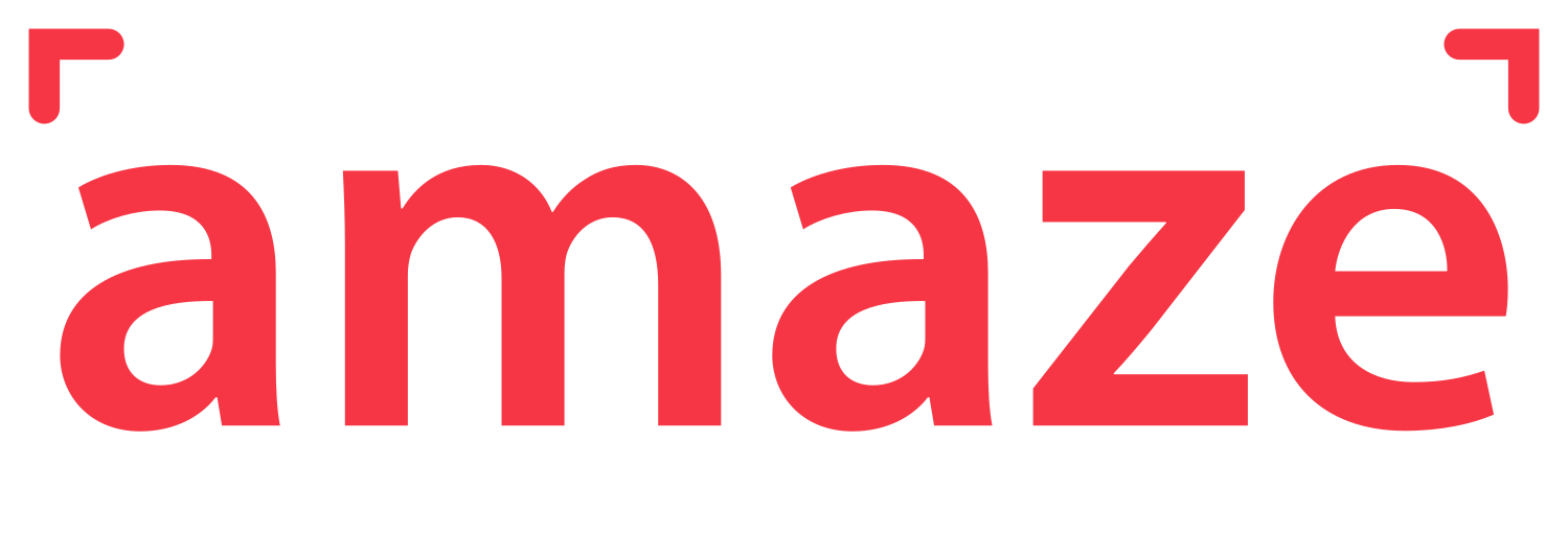 Amaze wordmark
