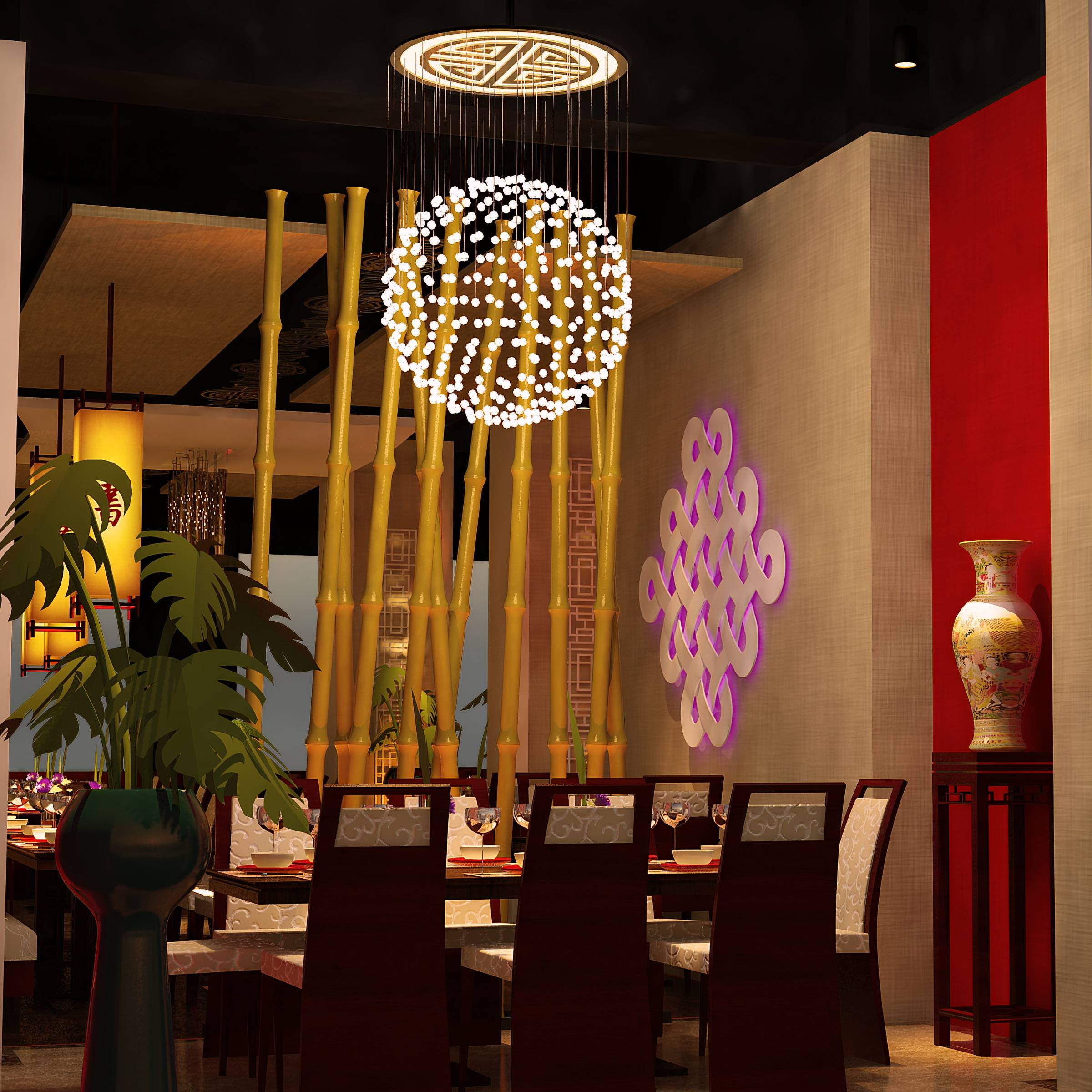 Asia Seven restaurant private dining