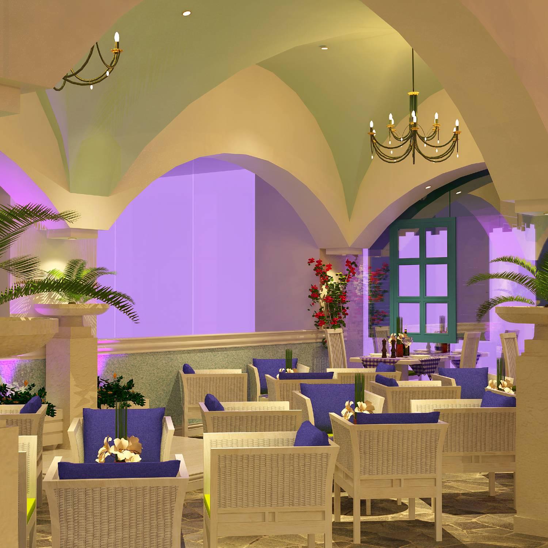 Fresco Fine Dining Restaurant Bar